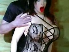 Big Breasted Blowup Dolls Come To Life For Sex