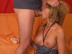 Helena from Sweden first porn video