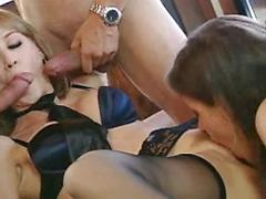 Bambola threesome