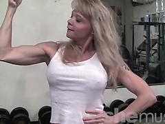 Mature Muscle in the Gym