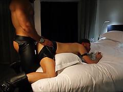 Rough force gay sex