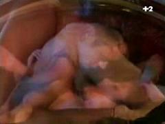 Chasey Lain fucked in motel